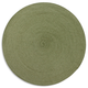 Sage Round Woven Placemat