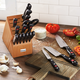 Wüsthof Gourmet 18-Piece Block Set
