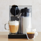 Nespresso® and De'Longhi Lattissima Pro