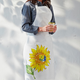Sunflower Kitchen Apron