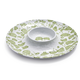 Light Green Hydrangea Chip and Dip Platter