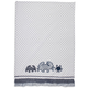 Crab Vintage-Inspired Kitchen Towel