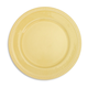 Yellow Pearl Salad Plate