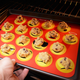 Bakers 13 Emoticon Baking Mat