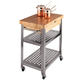 John Boos & Co.® Rosato End-Grain Cart, 30
