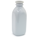 Porcelain Milk Carafe with Lid