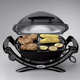 Weber® Q® 1400 Portable Electric Grill