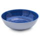 Reactive Blue Cereal Bowl