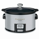 Cuisinart® Programmable Slow Cooker, 3½ Quart