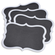 Sur La Table® Chalkboard Stickers, Set of 4