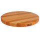 John Boos & Co.® Edge-Grain Round Cherry Cutting Board