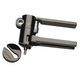 Le Creuset® Nickel-Plated Lever Corkscrew Set
