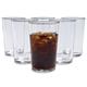 Duralex Unie Glasses, Set of 6, 11.5 oz