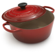 Le Creuset Signature Cherry Round French Oven, 5½ qt.