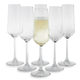 Champagne Flutes, Set of 6