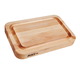 John Boos & Co.® Edge-Grain Maple Carving Board with Pour Spout