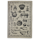 Les Ustensiles Linen Kitchen Towel
