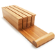 Kyocera 3-Slot Bamboo Knife Block