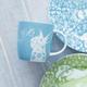 Blue Bunny Mug