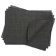 Chilewich Gray Mist Basketweave Placemat