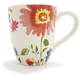 Botanical Ceramics Pink Mug, 14 oz.