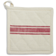 Red Stripe Maison Pot Holder