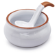 Salsa Bowl with Ladle