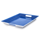 Reactive Blue Serving Tray
