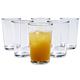 Duralex Unie Glasses, Set of 6, 7 oz.
