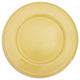Yellow Pearl Dinner Plate
