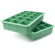 Seafoam Perfect Cube Ice Tray, Set of 2