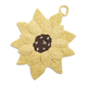 Sunflower Crochet Pot Holder