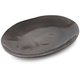 Organic Oval Platter, Gray