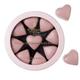Charbonnel et Walker Pink Marc de Champagne Truffle Heart