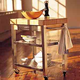 John Boos & Co.® Maple Kitchen Cart, 30
