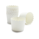 Paper Eskimo White Baking Cups, Set of 25