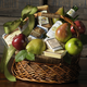 The Fruit Company® Spring Fruit and Cheese Basket