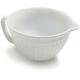 Sur La Table® White Stoneware Batter Bowl