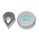 Ateco® Teardrop Cutters, Set of 6