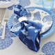 Blue Hydrangea Napkins, Set of 4