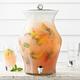 Ombré Beverage Jar