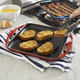 Le Creuset® Cherry Skinny Griddle