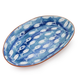 Fish Oval Serve Platter