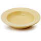 Yellow Pearl Soup Plate