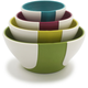 Chef'n® Trendy Colors Pinch and Pour Nesting Prep Bowls