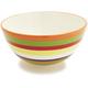 Striped Serve Bowl