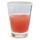 Sur La Table® White-Rim Juice Glass