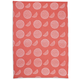 Orange Slice Jacquard Kitchen Towel