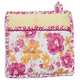 Pink Floral Vintage-Inspired Pot Holder