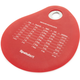Red Bowl Scraper with Conversion Chart